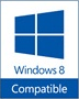 Certified for Windows 8